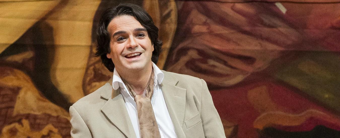 Leonardo Caimi, ho voluto iniziare l'anno con una delle carriere liriche migliori che conosca