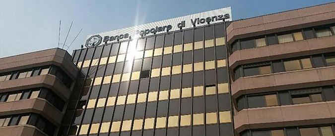Popolare di Vicenza, Tribunale dichiara stato di insolvenza: ai vertici può essere ora contestata la bancarotta fraudolenta