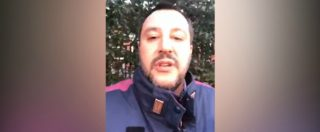 """Legittima difesa, Salvini: """"Pericolosa? Ma per favore… i magistrati leggano la proposta e ci sostengano"""""""