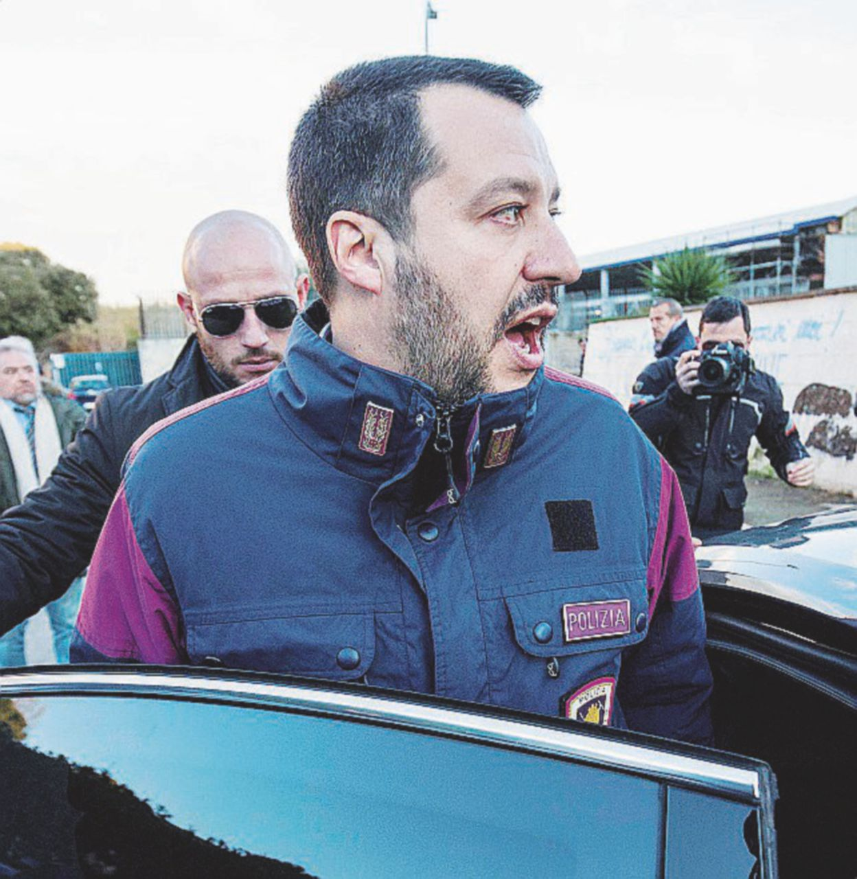 In Edicola sul Fatto del 11 Gennaio: Sondaggi calanti e tensioni, Salvini soffre Conte
