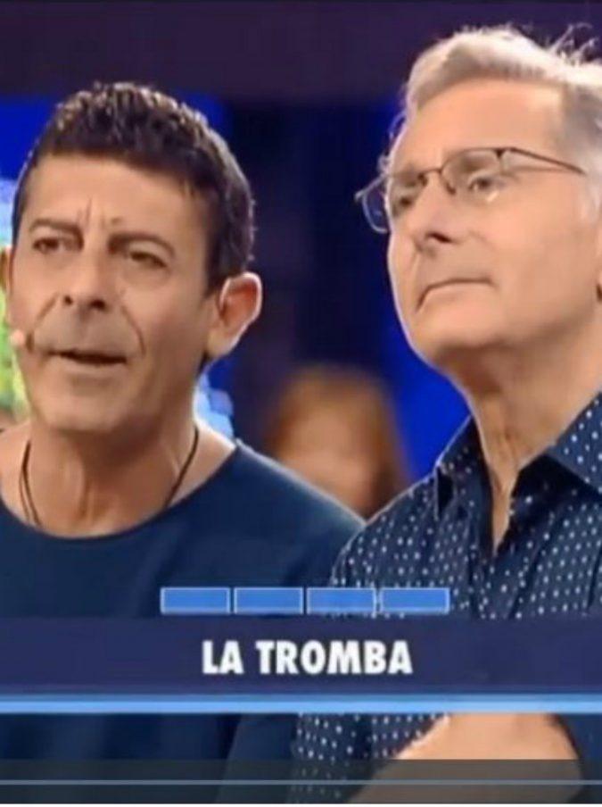 Avanti un altro, ride in faccia a Luca Laurenti: Paolo Bonolis perde la calma e gli tira uno schiaffo