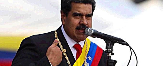 Venezuela, il giuramento solitario di Maduro. Alla cerimonia solo 4 presidenti sudamericani su 19. Assente l'Ue