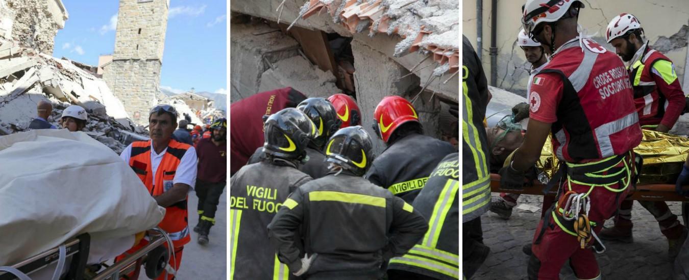 """Cadaveri, terremoti e macerie: i traumi silenziosi dei soccorritori. """"Anche il loro dolore deve essere curato"""""""