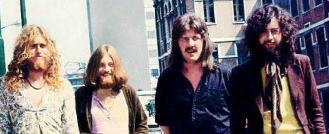 'Led Zeppelin I', compie 50 anni il manifesto e la pietra miliare del rock moderno