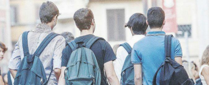 In Italia l'ascensore sociale è fermo. E la colpa è anche dell'abbandono scolastico