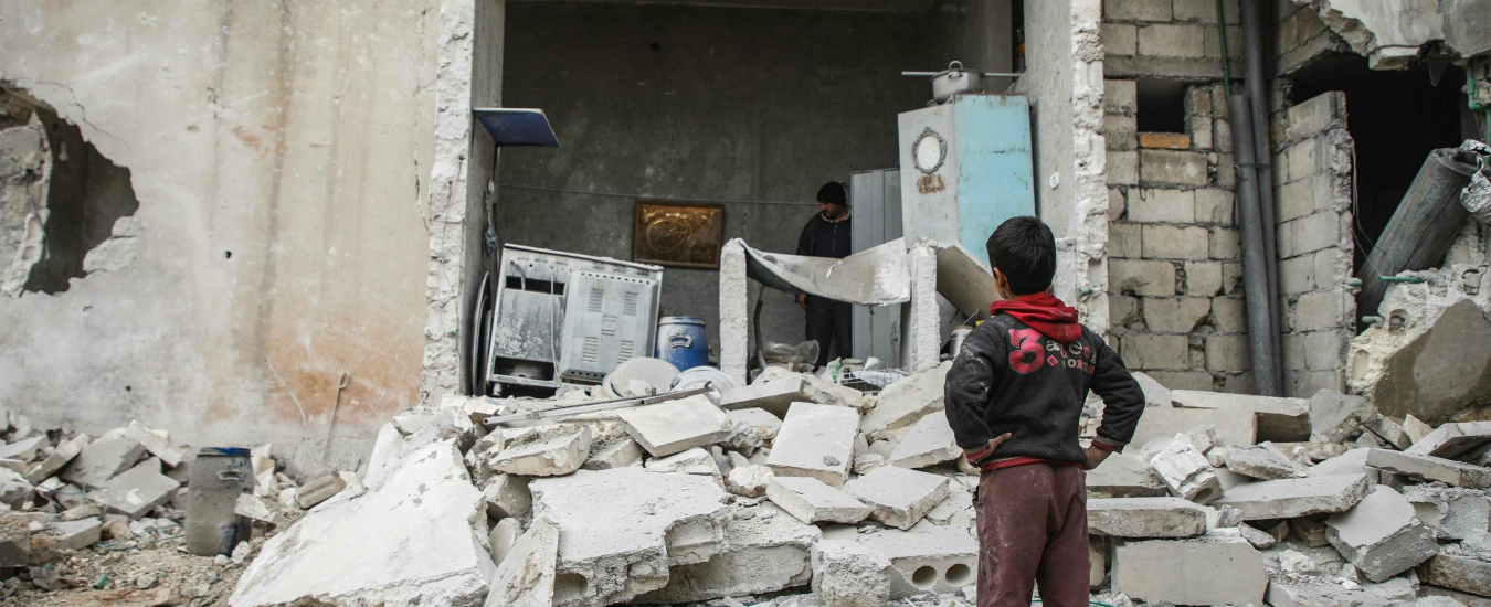 Siria, il business della ricostruzione interessa tutti. L'Italia ne stia fuori