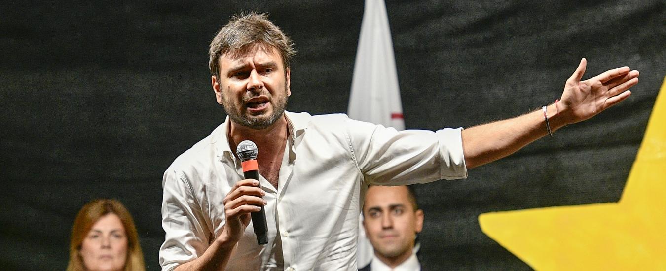 """Tav, M5s vs Salvini. Di Battista: """"Lega insiste? Torni da Berlusconi e non rompa i coglioni"""". Di Maio: """"La vogliono le lobby"""""""