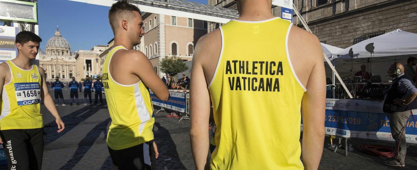 Nasce Athletica Vaticana, la Santa Sede si dà allo sport. Ecco in cosa consiste
