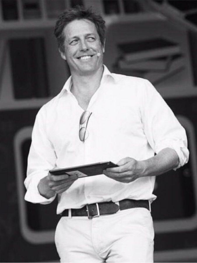 """Hugh Grant, l'attore derubato lancia un appello: """"Ridatemi almeno…"""""""