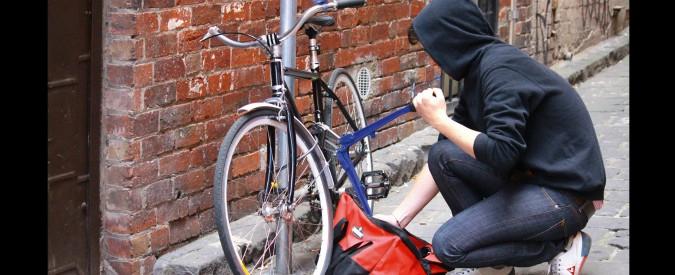Ladri di biciclette, vita dura. In soccorso dei proprietari arriva il Ciclo Registro