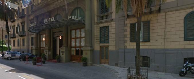 Palermo, chiude per ristrutturazione l'Hotel des Palmes di Davide Serra. Restano a casa circa 30 dipendenti