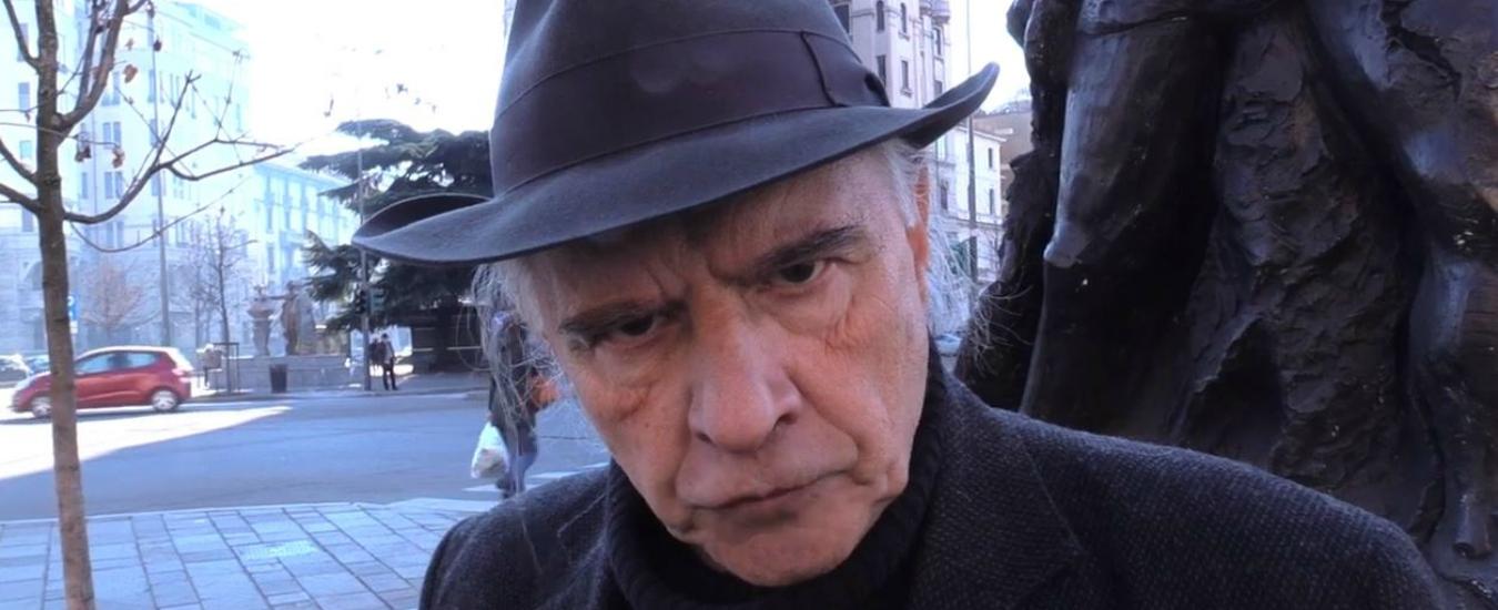 Severino Saltarelli mi ha donato la sua voce. E io ho scritto una poesia per lui