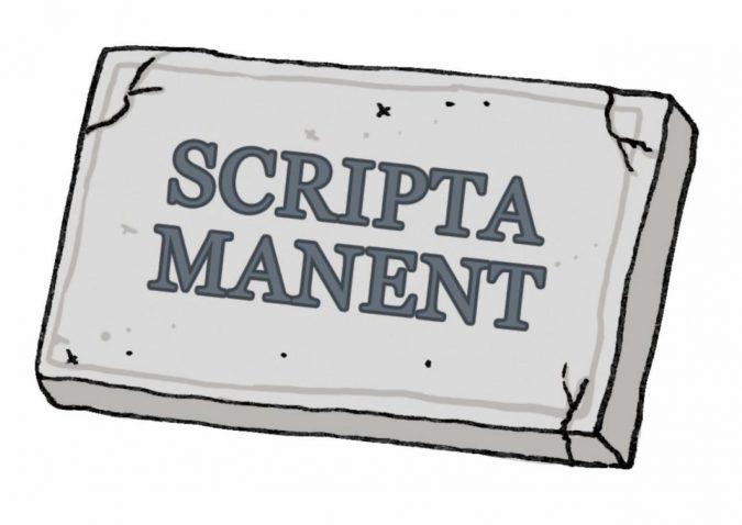 Proscrizione, vizio antico che colpì anche Cicerone