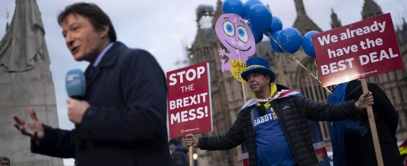 Brexit, May affronta il voto a Westmister Dimissioni, sfiducia, nuova mozione entro tre giorni: gli scenari in caso di sconfitta