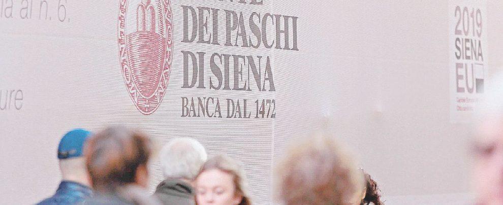 La lettera della Bce fa crollare Mps e gli istituti italiani