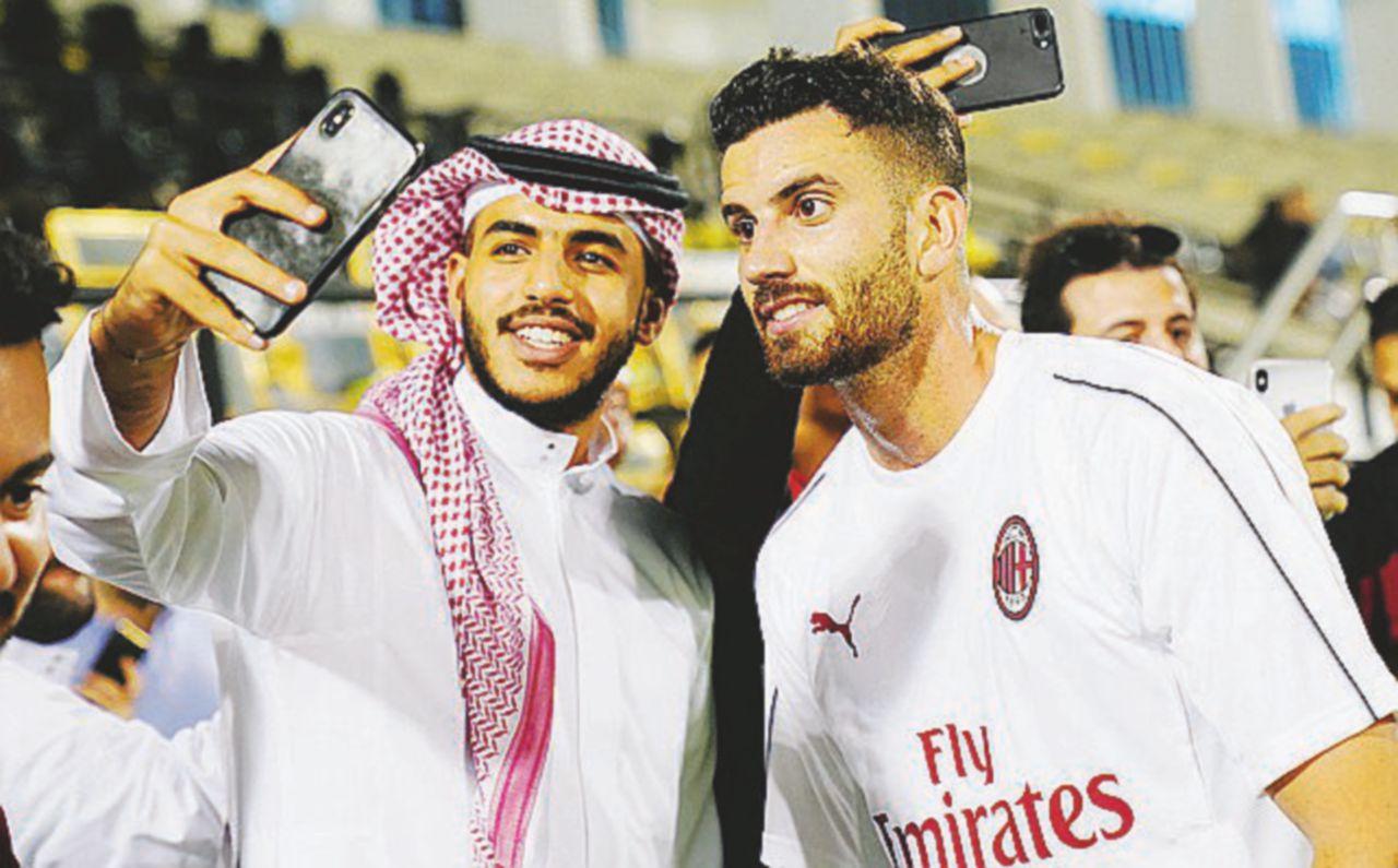 Ultimo scandalo d'Arabia: partite tv a sbafo