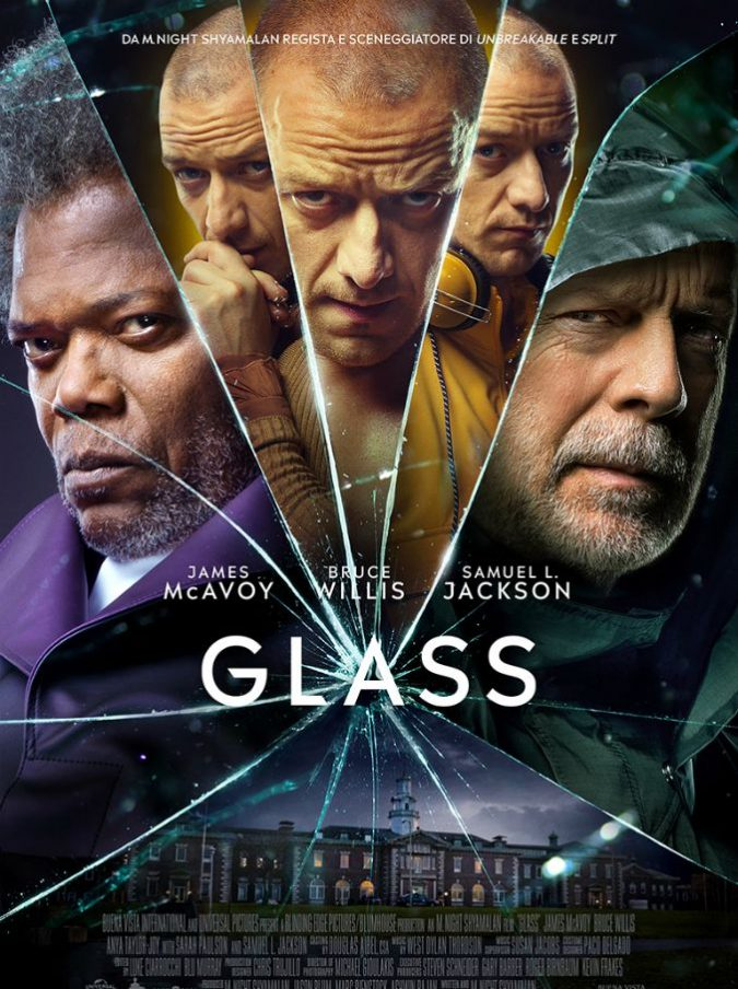 Glass, il nuovo imperdibile film di M. Night Shyamalan è un cinecomic che non ti aspetti