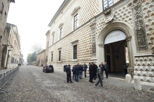 Ferrara, Vittorio Sgarbi ha ragione: il Palazzo dei Diamanti