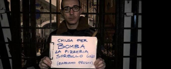 """Napoli, Di Maio: """"Otto bombe in una settimana. Lo Stato deve farsi sentire"""". Morra: """"Combattiamo la Camorra"""""""