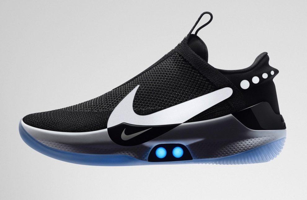 Auto Scarpe Che L'app Allaccianti Con Si Bb Le Adapt Regolano Nike YnpFIw