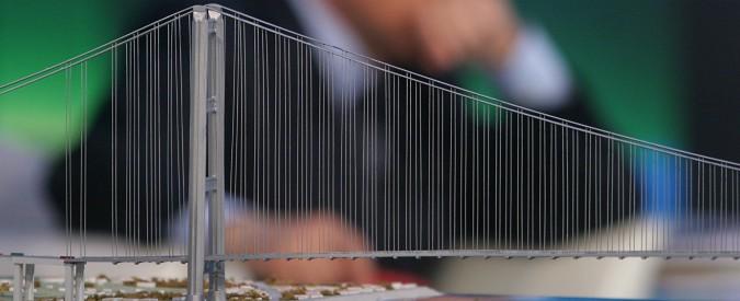 """Ponte sullo Stretto, Musumeci dopo il no di Toninelli: """"Facciamo un referendum"""""""