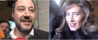 """Giustizia, Salvini alla cena con i renziani: """"Ancien régime? Un po' anzianotto mi sento, ma che vuol dire?"""". Poi l'attacco della Boschi"""