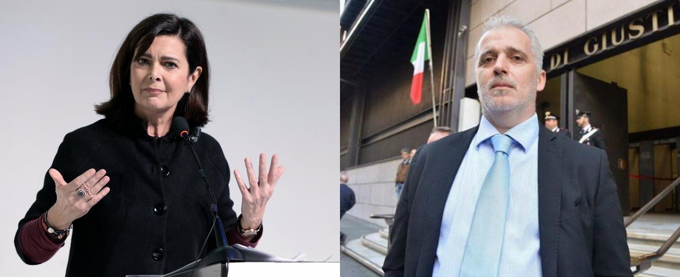 Boldrini, Camiciottoli condannato a risarcirla. Ma le offese alle donne ormai sono la prassi