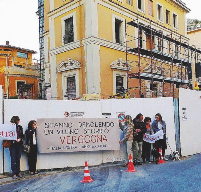 Un vincolo d'area per Roma (ma con il placet della politica)