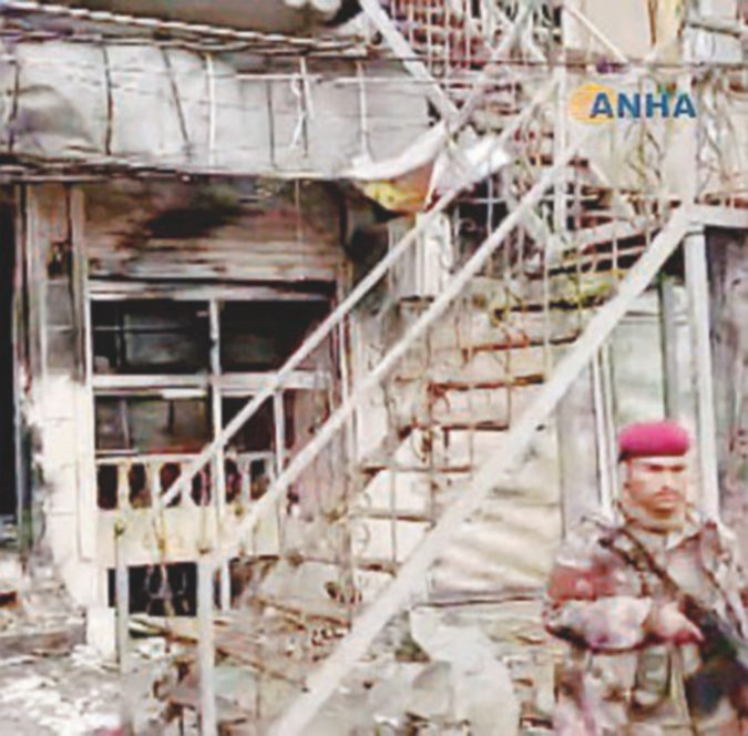 Isis, attacco kamikaze a Manbij: 16 morti tra cui 4 soldati Usa