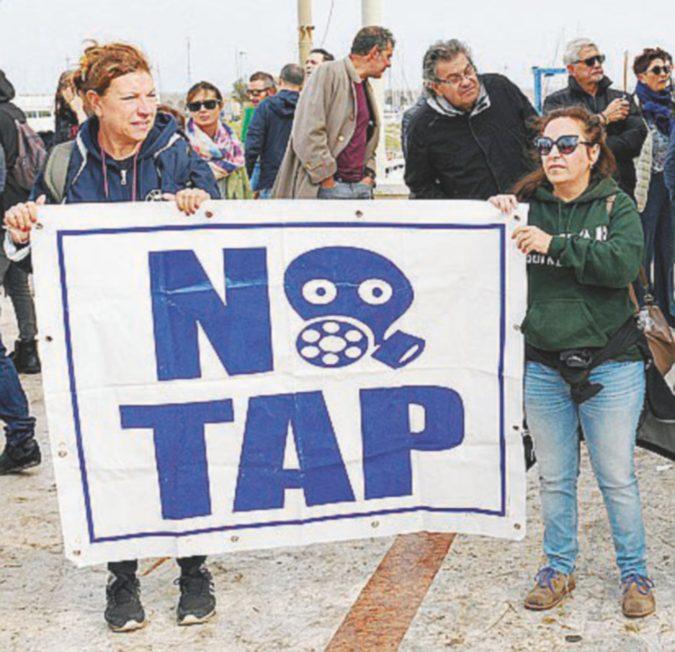 """L'Arpa: """"Trovato cromo esavalente nel cemento del gasdotto Tap"""""""