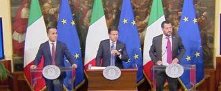 """Decretone, Di Maio su rischio fiducia: """"Perché opposizioni dovrebbero fare ostruzionismo?"""" Conte: """"Mai prova di forza"""""""