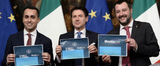 Reddito e quota 100, ok al decretone. Di Maio: 'Domande da marzo, fondi da aprile'. Salvini: 'Riscatto laurea agevolato'