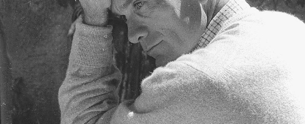PPP, l'apprendista poeta nella bottega di Rafael Alberti