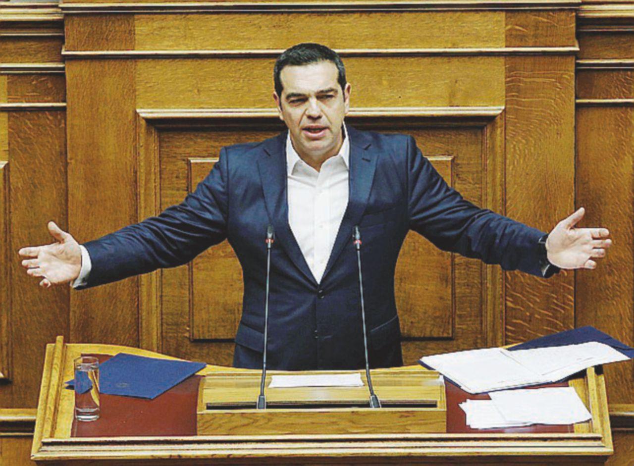 Tsipras rischia sulla Macedonia (del Nord)