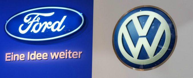 Volkswagen e Ford, cosa c'è dietro alla nuova alleanza automobilistica