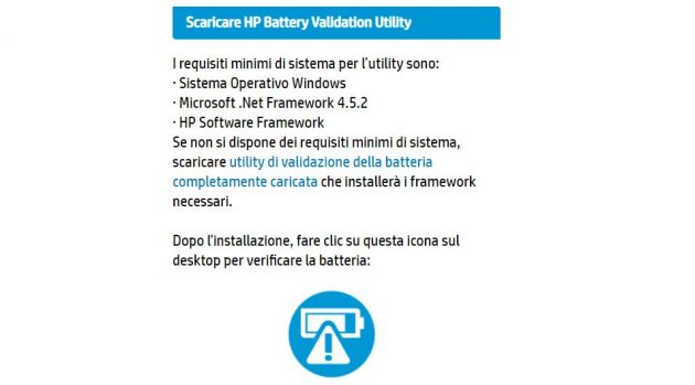 HP richiama le batterie di 15 notebook a rischio di surrisca