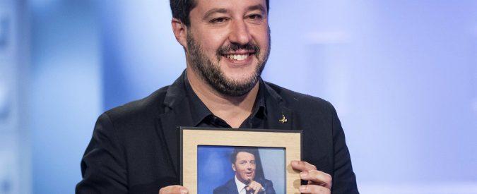 Se Salvini, Bonafede & co. sbagliano come faceva Renzi