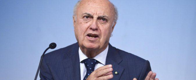 """Berlusconi candidato alle europee, l'ideologo di Forza Italia Giuliano Urbani: """"L'Italia non gli crede più, sarà un fallimento totale"""""""