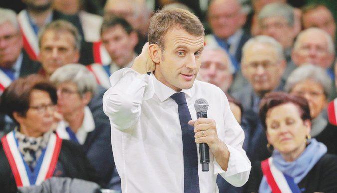 """Macron e la """"svendita"""" di Alstom agli americani"""