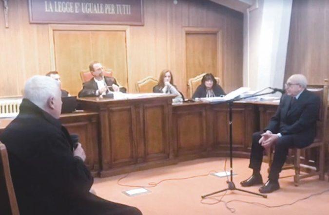 Stragi e depistaggi, duello in tribunale fra poliziotti-testimoni