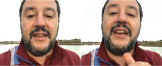 """Naufragio al largo della Libia, Salvini: """"Ong tornano in mare e migranti ricominciano a morire. Porti restano chiusi"""""""