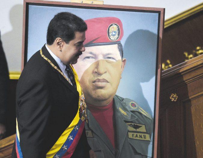 Venezuela anno zero: Maduro il socialista che volle farsi Re