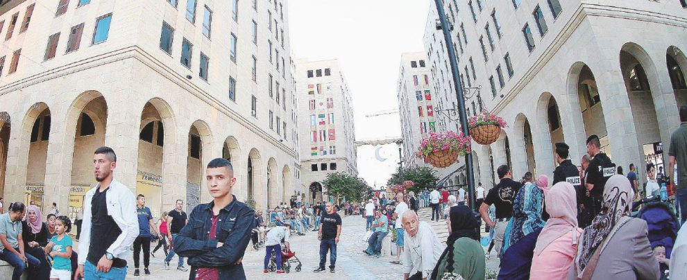 Ramallah, palestinesi fuori dalla polveriera