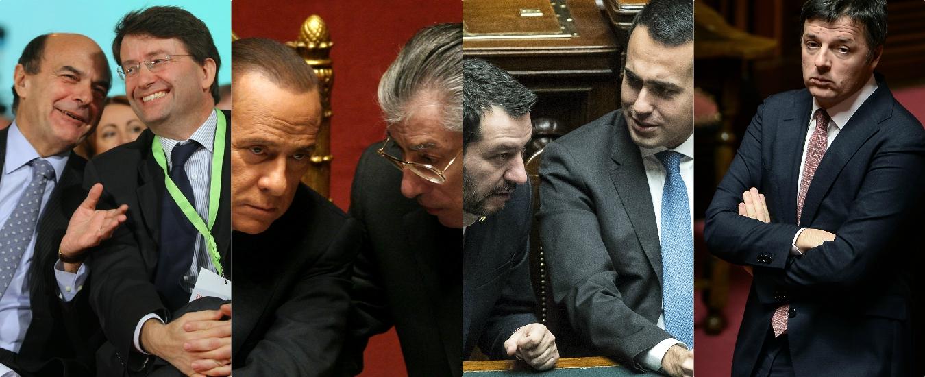 10 years challenge: come è cambiata la politica italiana dal 2009 a oggi