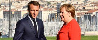 Trattato Aquisgrana, Francia e Germania firmano accordo: vertici a 2, zona franca e l'impegno per un seggio tedesco all'Onu