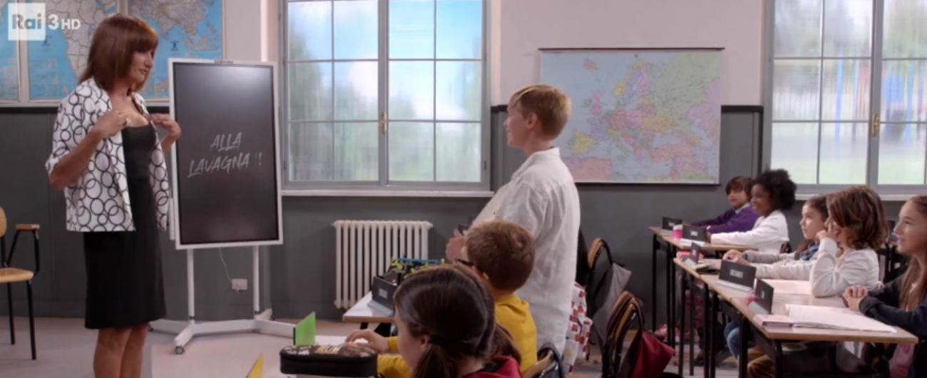 Alla Lavagna, Lega contro Luxuria dopo la lezione tv su gender: 'Indottrinamento'. M5s: 'No, atteggiamenti omofobi surreali'