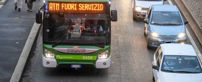 Sciopero del trasporto pubblico, 4 ore di stop: disagi in metro e traffico a Milano