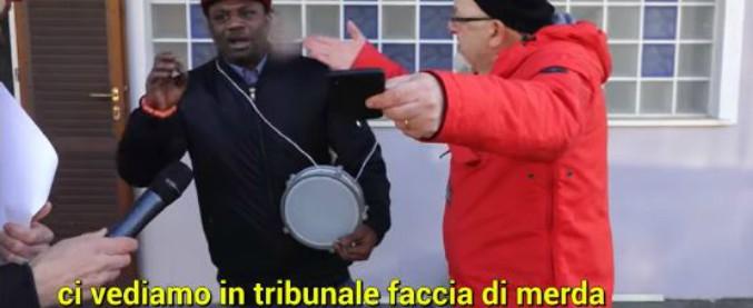 """Tiziano Renzi, insulti all'ex dipendente nel servizio de 'Le Iene': """"Faccia di m…"""""""