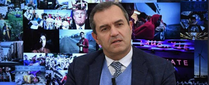 """Campania, De Magistris: """"Difficile non candidarsi alle elezioni Regionali, saranno possibile laboratorio per nuova alleanza"""""""