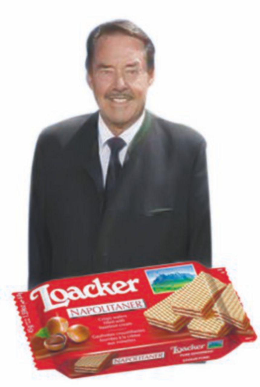 Armin Loacker, dalla pasticceria di papà all'impero mondiale dei wafer